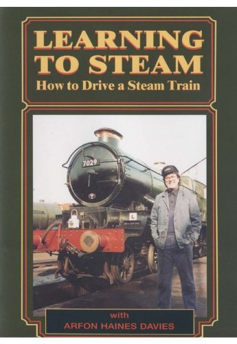 Learning to Steam: How to Drive a Steam Train  DVD - Video 125 from Video 125