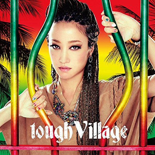 Lecca - Tough Village (CD+DVD) [Japan CD] CTCR-14831 from Avex Japan