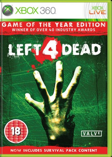 Left 4 Dead - Game Of The Year Edition (Xbox 360) from Electronic Arts