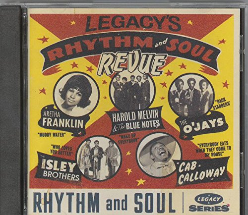 Legacy's Rhythm and Soul Revue from Epic
