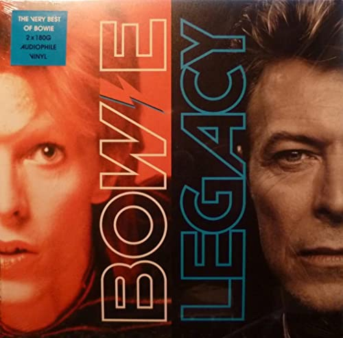 Legacy: The Very Best of Bowie [180g VINYL] from PLG UK CATALOG