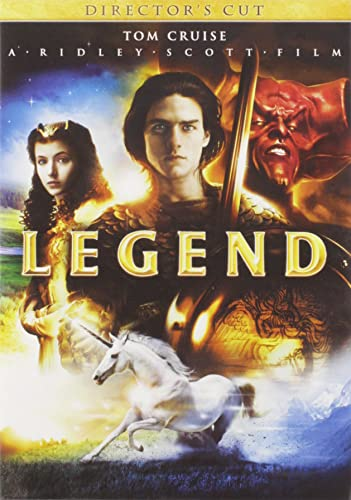 Legend [DVD] [Region 1] [US Import] [NTSC] from Universal Studios