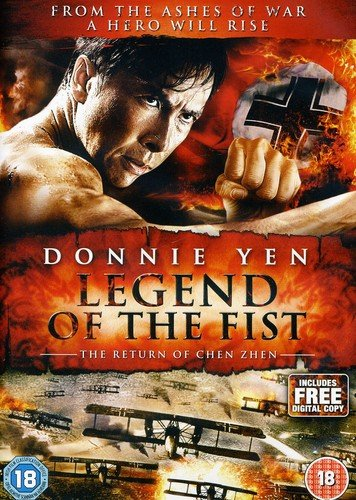 Legend of the Fist [DVD] from Metrodome