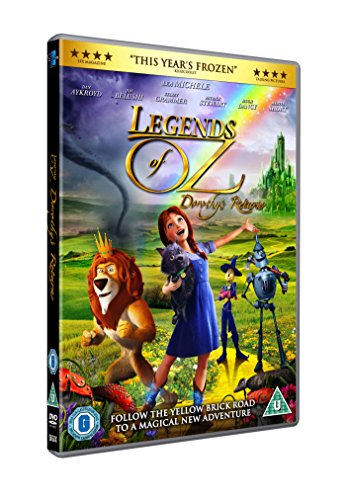 Legends of Oz: Dorothy's Return [DVD] from Signature Entertainment