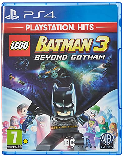 Lego Batman 3 Beyond Gotham (PS4) from Warner Bros. Interactive Entertainment