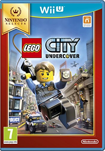 Lego City: Undercover Select (Nintendo Wii U) from Nintendo