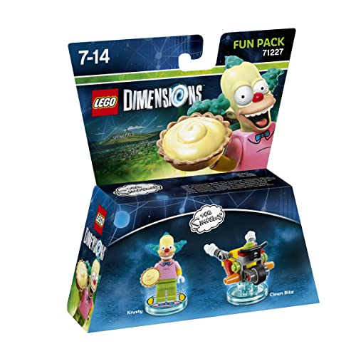 Lego Dimensions - The Simpsons - Krusty Fun Pack from Warner Bros. Interactive Entertainment