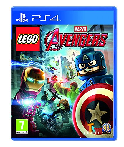 Lego Marvel Avengers (PS4) from Warner Bros. Interactive Entertainment