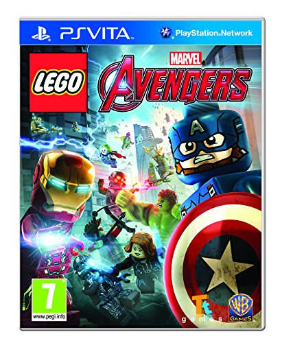 Lego Marvel Avengers from Warner Bros. Interactive Entertainment