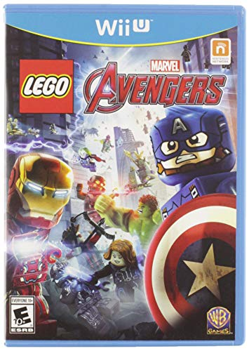 LEGO Marvel Avengers for Nintendo Wii U from Warner Bros Games