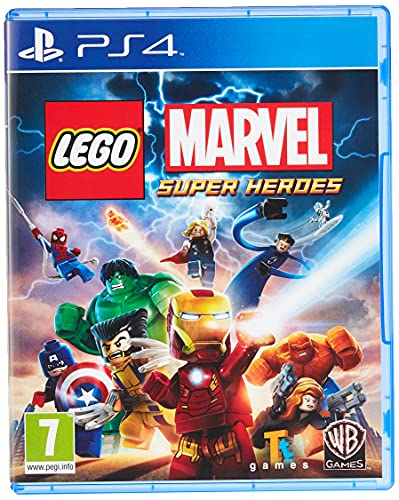Lego Marvel Superheroes (PS4) from Warner Bros. Interactive Entertainment