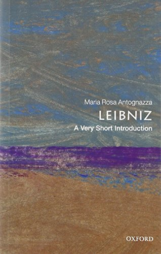 Leibniz: A Very Short Introduction (Very Short Introductions) from OUP Oxford