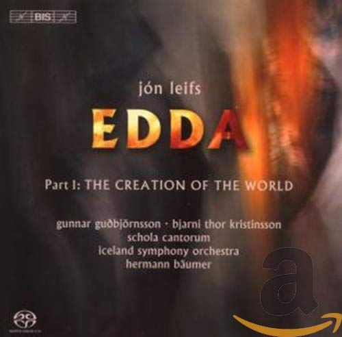 Leifs - Edda, Part 1 from BIS