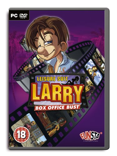 Leisure Suit Larry: Box Office Bust (PC CD) from Activision Blizzard