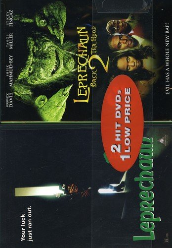 Leprechaun & Leprechaun: Back 2 Tha Hood [DVD] [Region 1] [US Import] [NTSC] from Lions Gate Home Entertainment