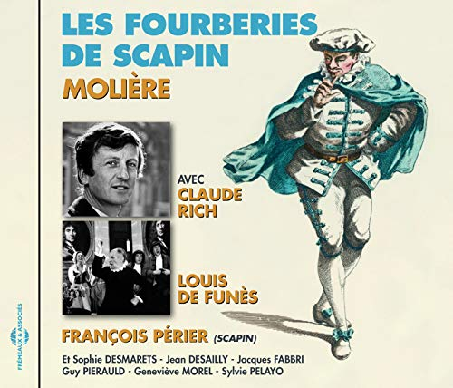 Les Fourberies De Scapin (2CD) from Fremeaux