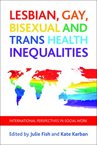 Lesbian, gay, bisexual and trans health inequalities: International Perspectives in Social Work from Policy Press