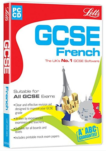 Letts GCSE French (PC CD) from Avanquest Software