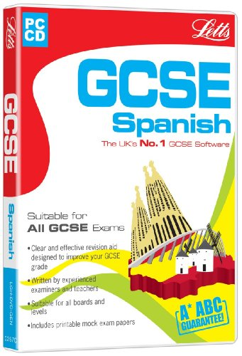 Letts GCSE Spanish (PC CD) from Avanquest Software