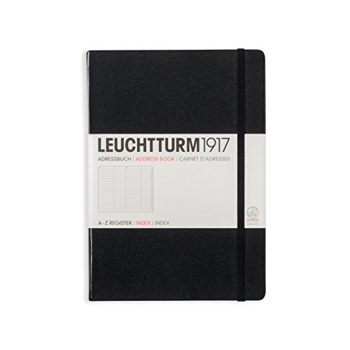 LEUCHTTURM1917 (330862) Address Book from Leuchtturm1917