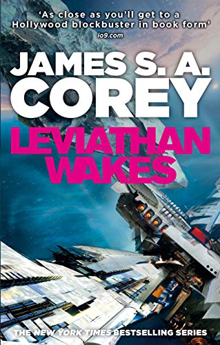 Leviathan Wakes: Book 1 of the Expanse (now a major TV series on Netflix) from Orbit