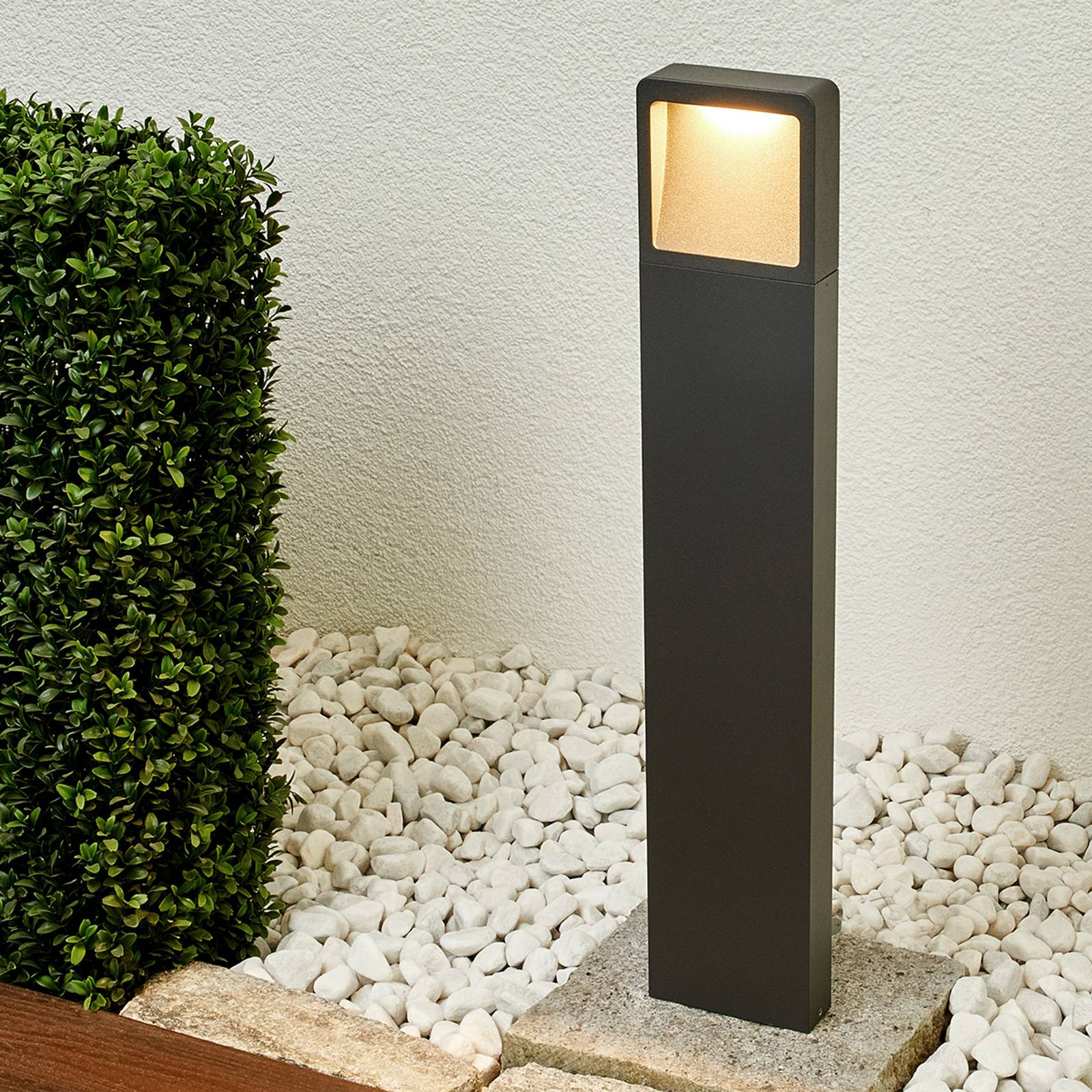 Leya - modern path light with LED from Lampenwelt.com