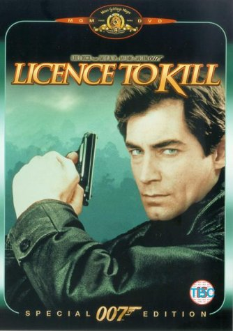 Licence To Kill [DVD] from MGM