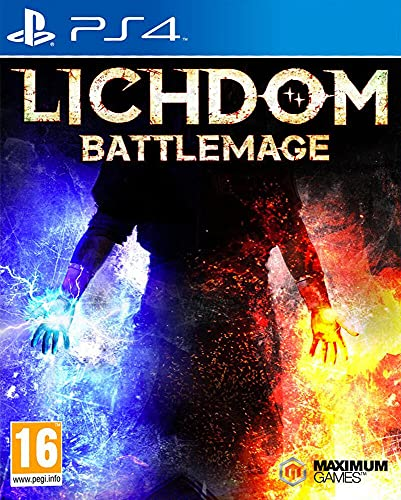 Lichdom: Battlemage (PS4) from Maximum Games