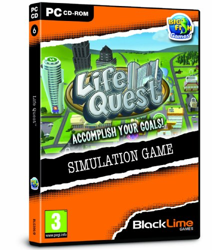 Life Quest (PC DVD) from FOCUS MULTIMEDIA