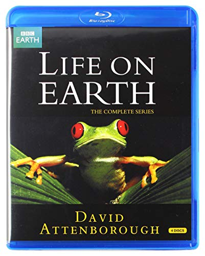 Life on Earth [Blu-ray] from BBC