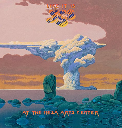 Like It Is - Yes At The Mesa Arts Center [VINYL] from Frontiers Music
