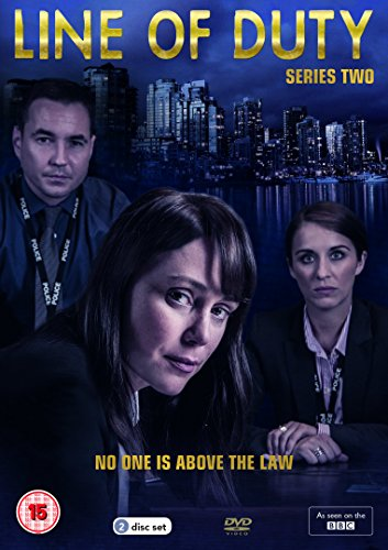 Line of Duty Series 2 [DVD] from Acorn Media
