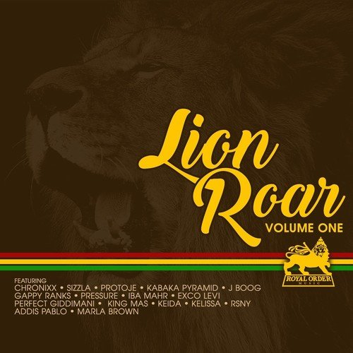 Lion Roar: 1 / Various from Alliance Import