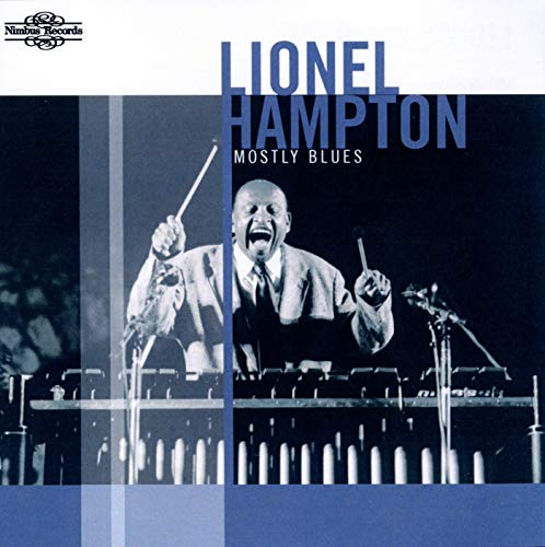Lionel Hampton, Mostly Blues from NIMBUS