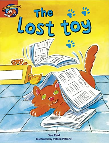 Literacy Edition Storyworlds Stage 1, Animal World, The Lost Toy from Heinemann