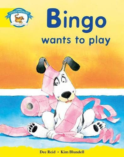 Literacy Edition Storyworlds Stage 2, Animal World, Bingo Wants to Play from Heinemann
