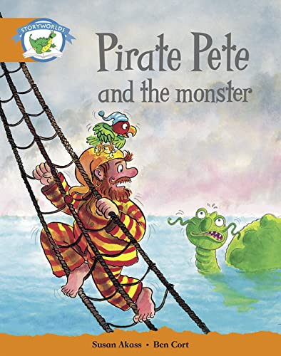 Literacy Edition Storyworlds Stage 4, Fantasy World Pirate Pete and the Monster from Pearson Education Limited