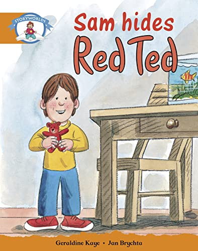 Literacy Edition Storyworlds Stage 4, Our World, Sam Hides Red Ted from Heinemann