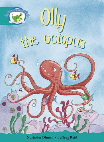 Literacy Edition Storyworlds Stage 6, Fantasy World, Olly the Octopus from Heinemann