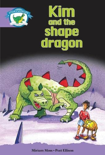 Literacy Edition Storyworlds Stage 8, Fantasy World, Kim and the Shape Dragon from Heinemann