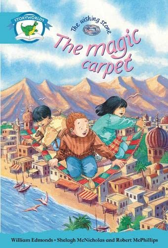 Literacy Edition Storyworlds Stage 9, Fantasy World, The Magic Carpet from Heinemann