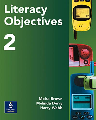 Literacy Objectives Pupils' Book 2 from Pearson Education Limited