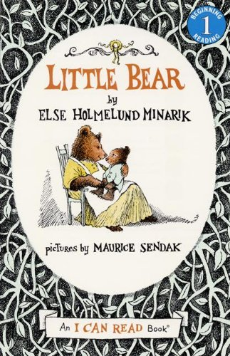 Little Bear (I Can Read Books: Level 1) from Turtleback Books