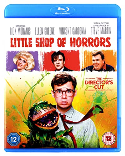 Little Shop of Horrors [Blu-ray] [1986] [Region Free] from Warner Home Video