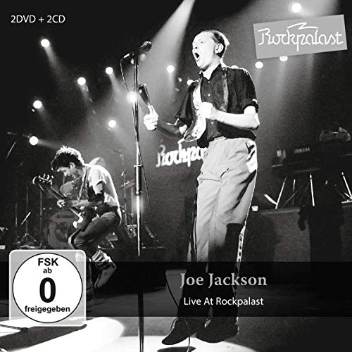 Live At Rockpalast 2CD+2DVD from MADE IN GERMANY