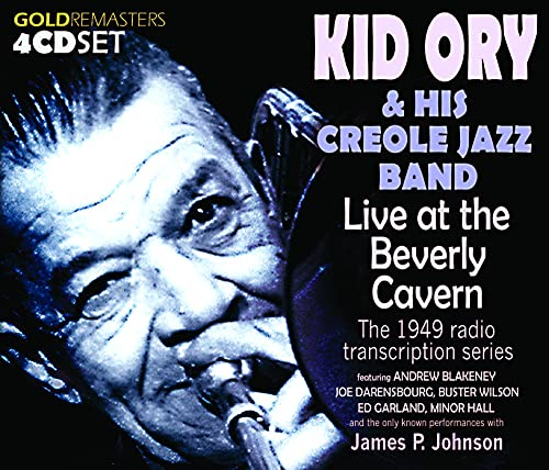 Live At The Beverly Cavern - The 1949 Radio Transcription Series from AVID