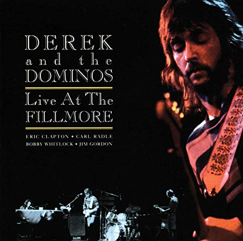 Live At The Fillmore from POLYDOR