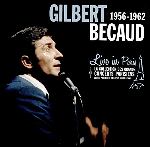 Live In Paris (1956-62) from Fremeaux