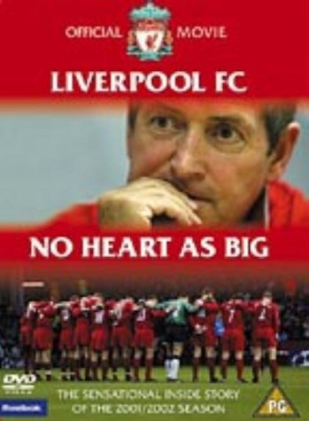 Liverpool FC : No Heart As Big [DVD] from Warner