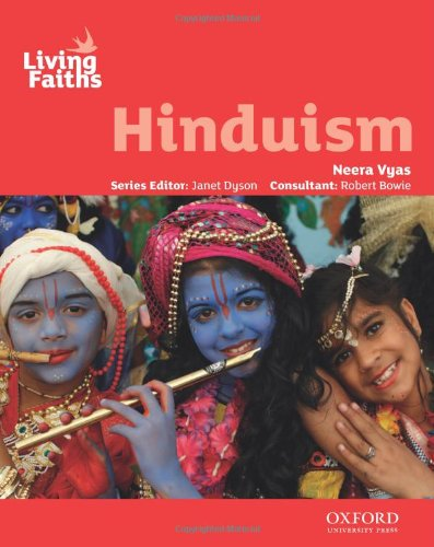 Living Faiths Hinduism Student Book from OUP Oxford